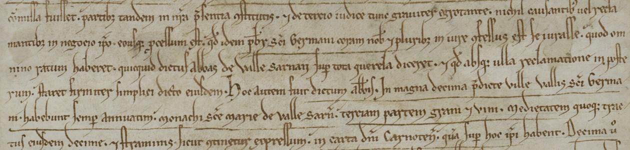 Consortium Sources Médiévales – COSME